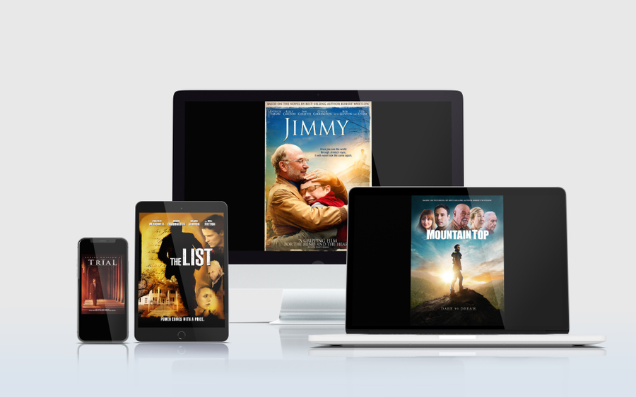Robert Whitlow Movies on various devices